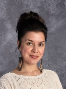 Oneida Language and Culture Apprentice: Lori Faber