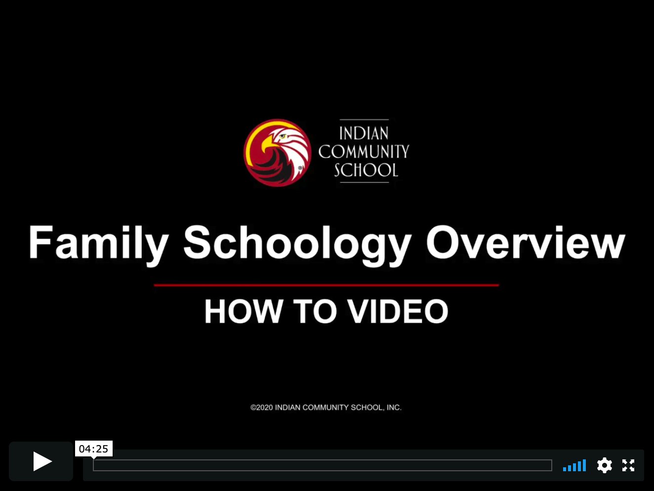 ICS Schoology How To Video for Remote Learning Students
