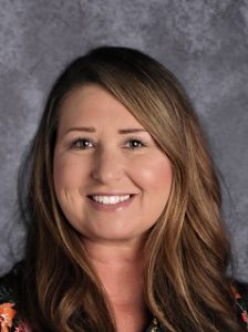 K5 Teaching Assistant - Candace Andrzejewski